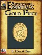 Adventurer Essentials: Gold Piece