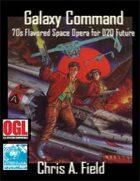 Galaxy Command Sourcebook