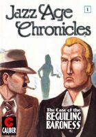 Jazz Age Chronicles #1