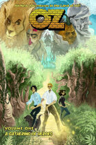 Oz: Volume 1 - A Gathering of Heroes (Graphic Novel)