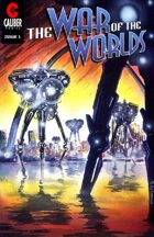 War of the Worlds: Infestation #1