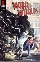War of the Worlds: Infestation #4