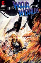 War of the Worlds: Infestation #5
