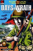 Days of Wrath (Graphic Novel)