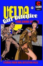 Velda: Girl Detective #2