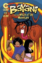 Bayani #2: Bayani and the Witch of the Mountain