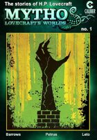 Mythos: Lovecraft's Worlds #1