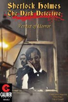 Sherlock Holmes: Dark Detective #2