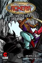 Legends of Aukera: The Ascendants #4