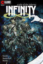 Infinity: A Tale of the Inferno #1