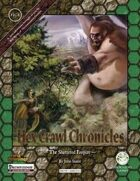 Hex Crawl Chronicles 4: The Shattered Empire (PF)