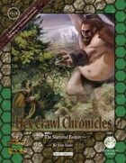 Hex Crawl Chronicles 4: The Shattered Empire (S&W)