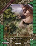Hex Crawl Chronicles 6: The Troll Hills (PF)
