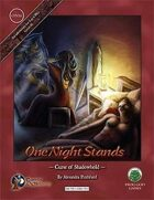 One Night Stands: Curse of Shadowhold (S&W)