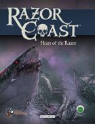Razor Coast Heart of the Razor (S&W)