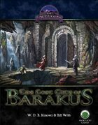The Lost City of Barakus Regional Map