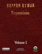 Rappan Athuk Expansion: Volume 1 (PF)