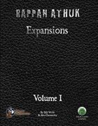Rappan Athuk Expansion: Volume 1 (S&W)