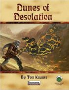 Dunes of Desolation (PF)