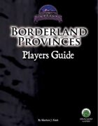 Borderland Provinces Player's Guide