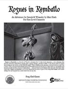 Rogues in Remballo (Swords and Wizardry)