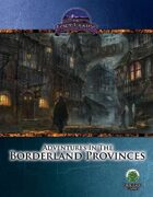 Adventures in the Borderland Provinces (Swords and Wizardry)
