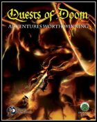 Quests of Doom (Swords and Wizardry)