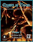 Quests of Doom Volume 2 (5E)