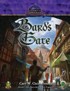 Bard's Gate: The Riot Act (5e)