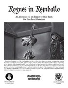 Rogues in Remballo (5e)