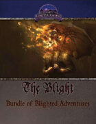 The Blight Series (Swords and Wizardry) [Bundle]