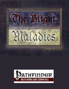 The Blight: Maladies Luxury Deck (PF)