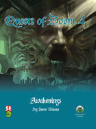 Quests of Doom 4: Awakenings (5e)