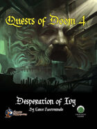 Quests of Doom 4: Desperation of Ivy (Swords and Wizardry)