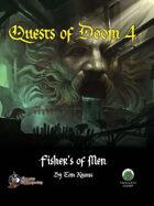 Quests of Doom 4: Fishers of Men (Swords and Wizardry)