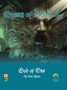 Quests of Doom 4: God of Ore (5e)