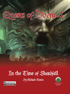 Quests of Doom 4: In the Time of Shardfall (PF)