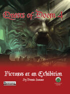 Quests of Doom 4: Pictures at an Exhibition (PF)