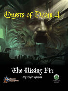Quests of Doom 4: The Missing Pin (S&W)