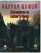 Rappan Athuk: Adventures in Zelkor's Ferry (5e)