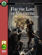 For the Love of Valentine (PF)