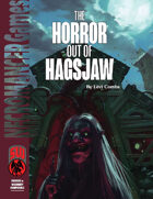 The Horror out of Hagsjaw (Swords and Wizardry)
