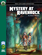 Mystery at Ravenrock (Swords and Wizardry)