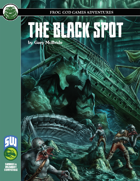 The Black Spot (Swords and Wizardry)