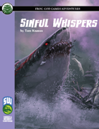 Sinful Whispers (Swords and Wizardry)