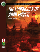 The Lighthouse of Anan Marath (5e)