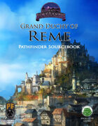 Grand Duchy of Reme Sourcebook (PF)