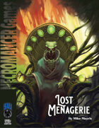Lost Menagerie (Swords and Wizardry)