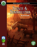Scents & Sensibilities (Swords and Wizardry)