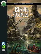 Island of Sorrow (Swords and Wizardry)